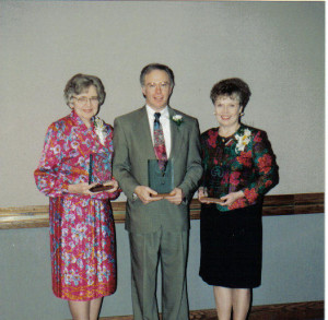 1993 JoyceBantle TedDewald GaydaHollnagel
