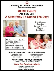 bethany merit centre adult day care